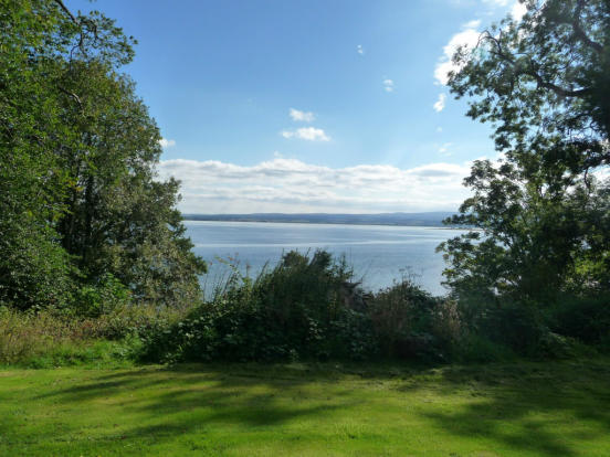 view to Moray Firth