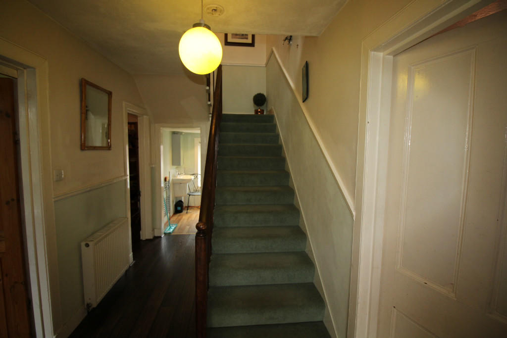 hall & stairs