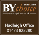 By Choice, Hadleigh branch logo