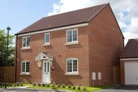 4 bed new property in Golden Arrow Way...