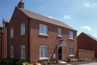 4 bed new property for sale in Golden Arrow Way...
