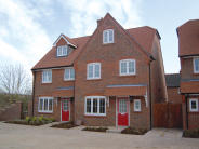 3 bed new property for sale in The Street...