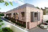 new development for sale in Bravington Road, London...