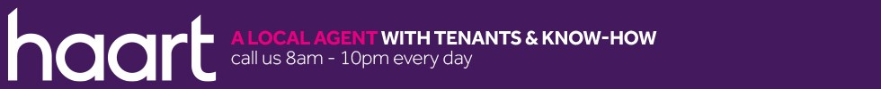 Get brand editions for haart, Loughborough - Lettings