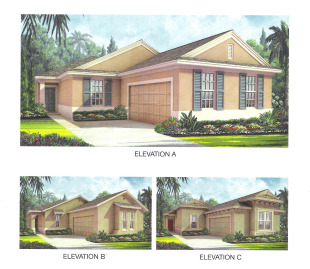 4 bed new house in Florida, Orange County...