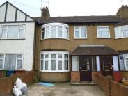 Terraced home to rent in Rosebery Avenue, Harrow...