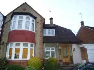4 bed semi detached property to rent in Manor Drive, Wembley...