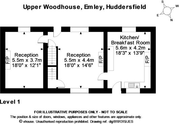 Upper Woodhouse...