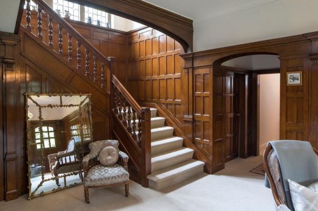 Bright stairs!