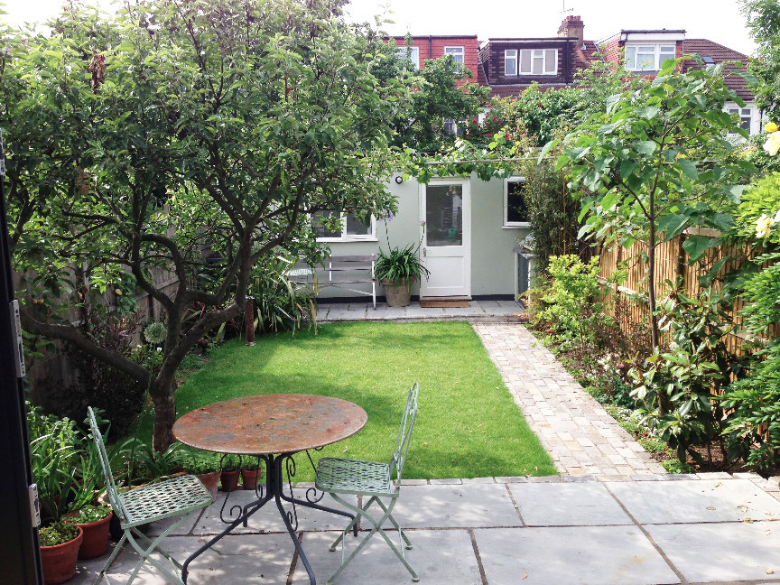 English Terraced House Backyard Ideas : bedroom terraced house to rent in Liddell Gardens, London, NW10