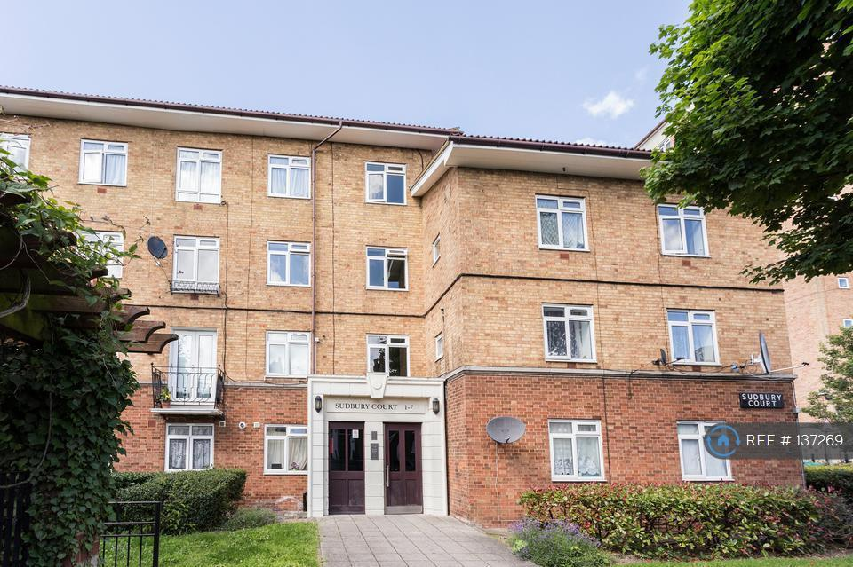 2 Bedroom Flat To Rent In Sudbury Court London Sw8 Sw8