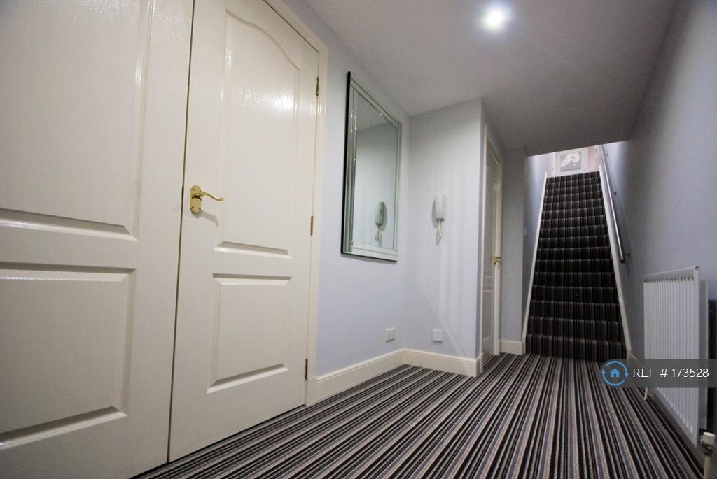 Lower Hall / Front Door