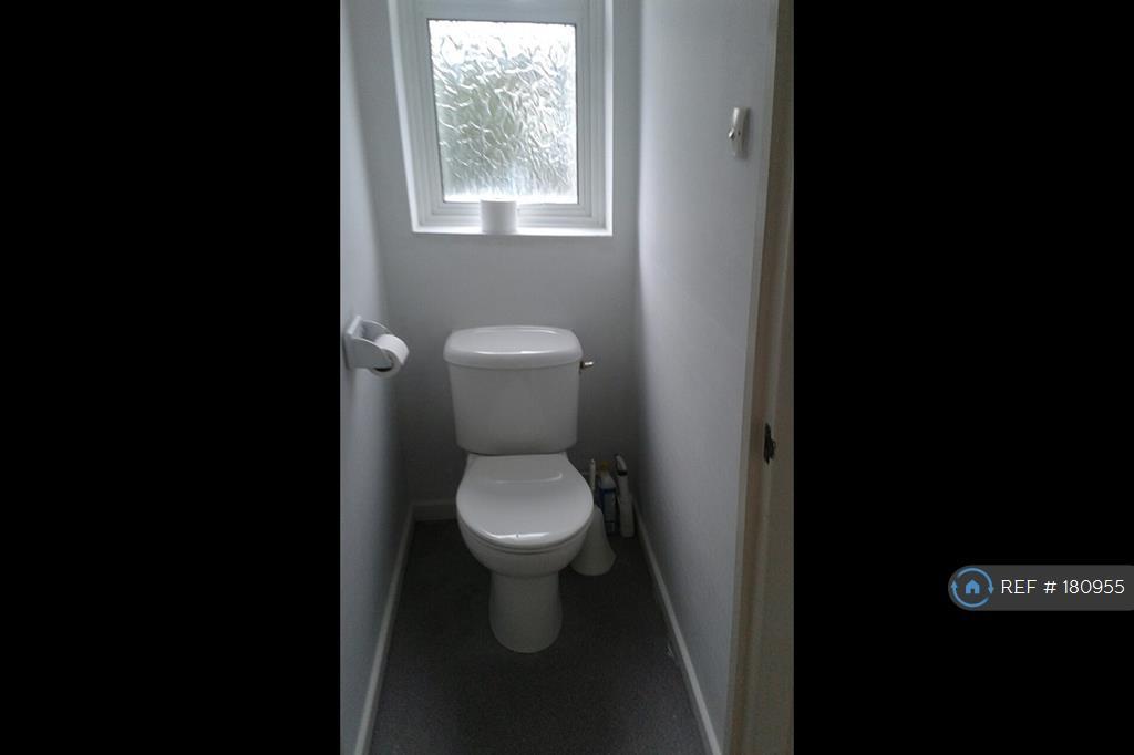 Upstairs Loo