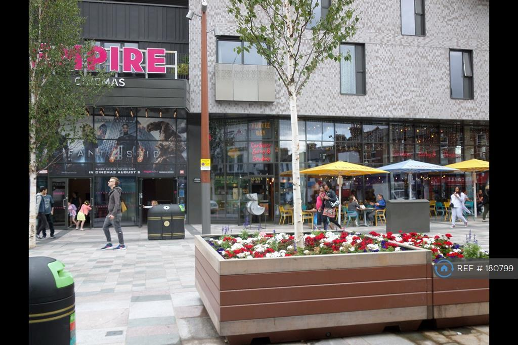 Local  Cinema & Restaurants