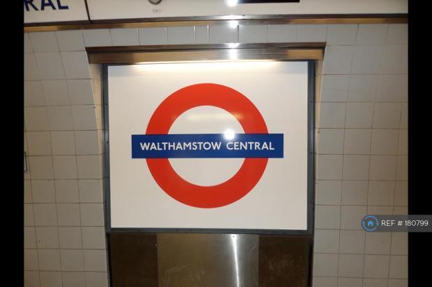 Local Tube Station