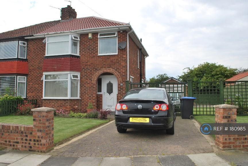 Minsterley Drive Front