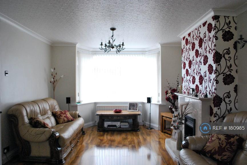 Minsterley Drive Living Room