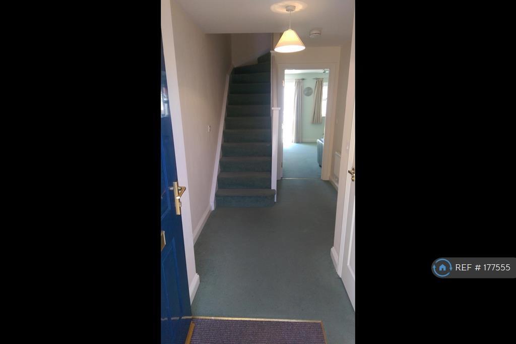 Front Entrance Hallway