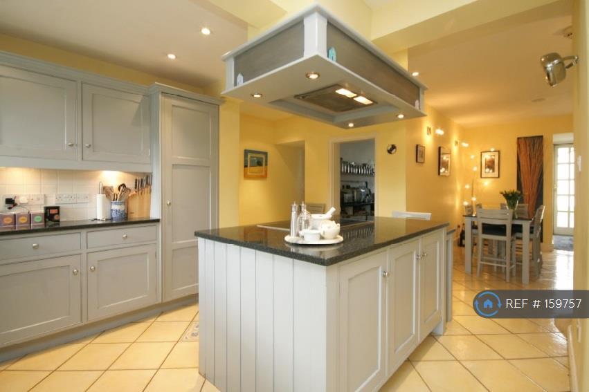 Kitchen - Part View