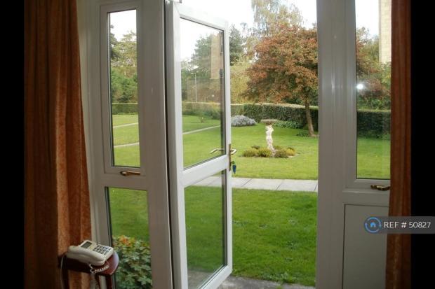 Patio Door Access To Gardens