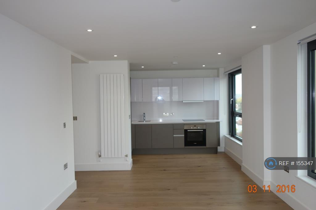 Lounge And Kitchen Area