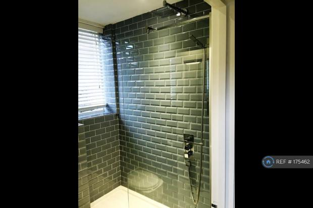Drench Walk In Shower