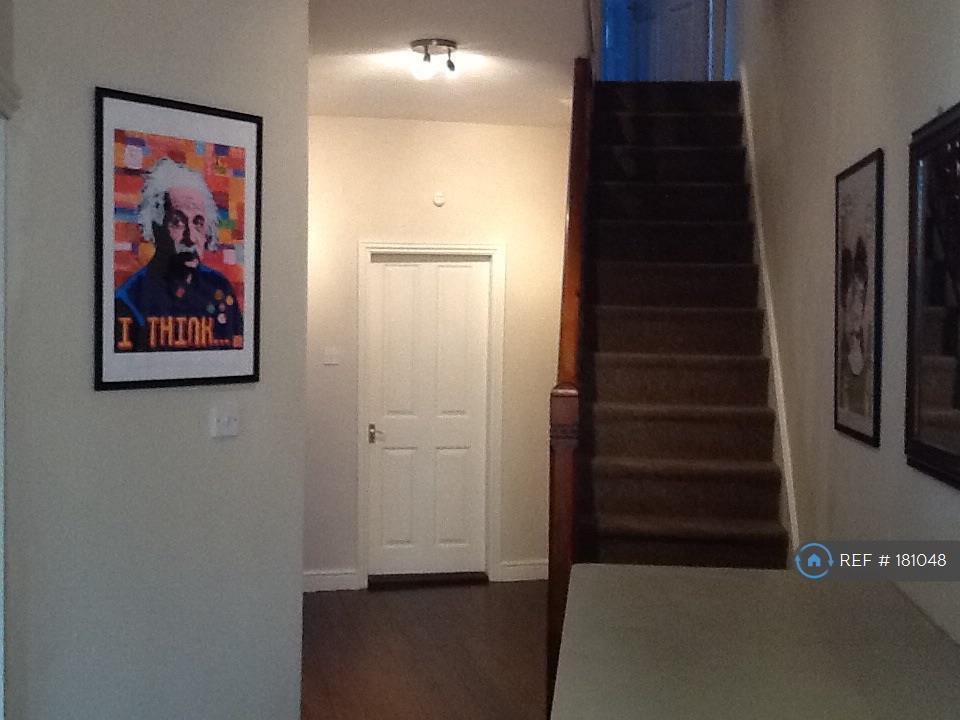 Groundfloor Hallway