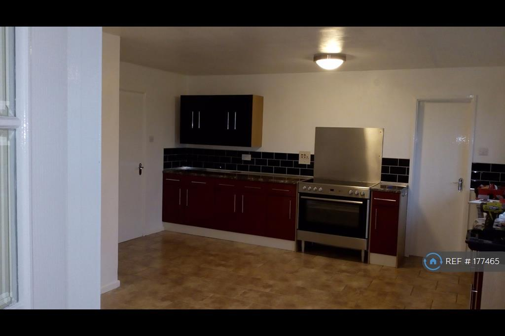 Kitchen With Pantry Door To Your Right