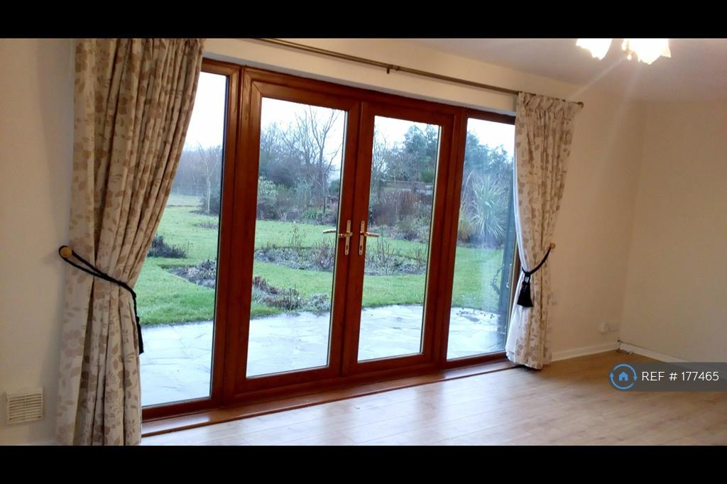 Doors Leading Out To Garden