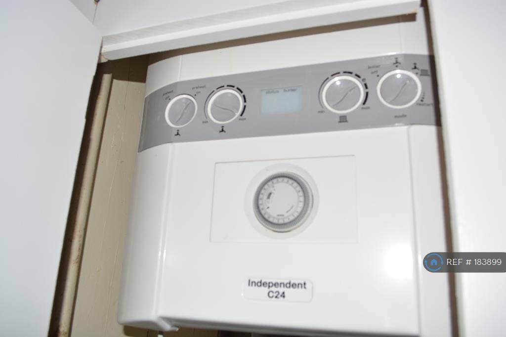Brand New Boiler