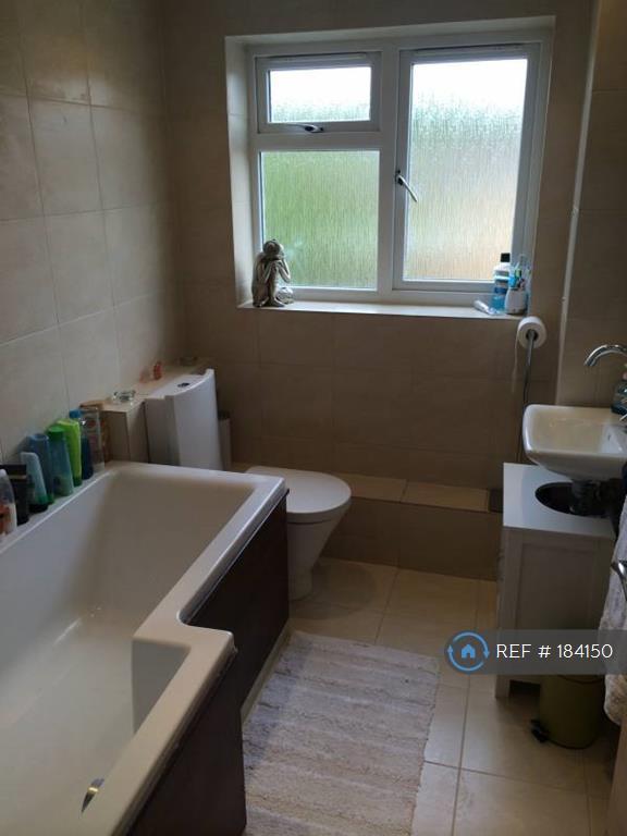 Modern Bath & Shower Room