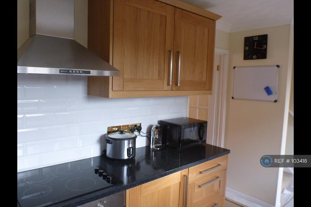 Kitchen - Microwave, Streamer