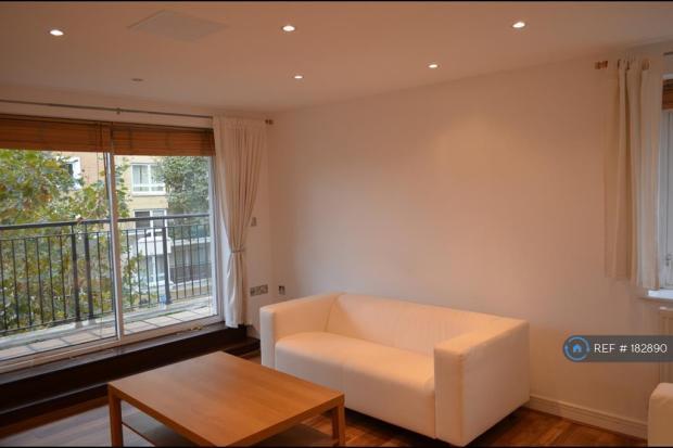 Living Room As You Enter