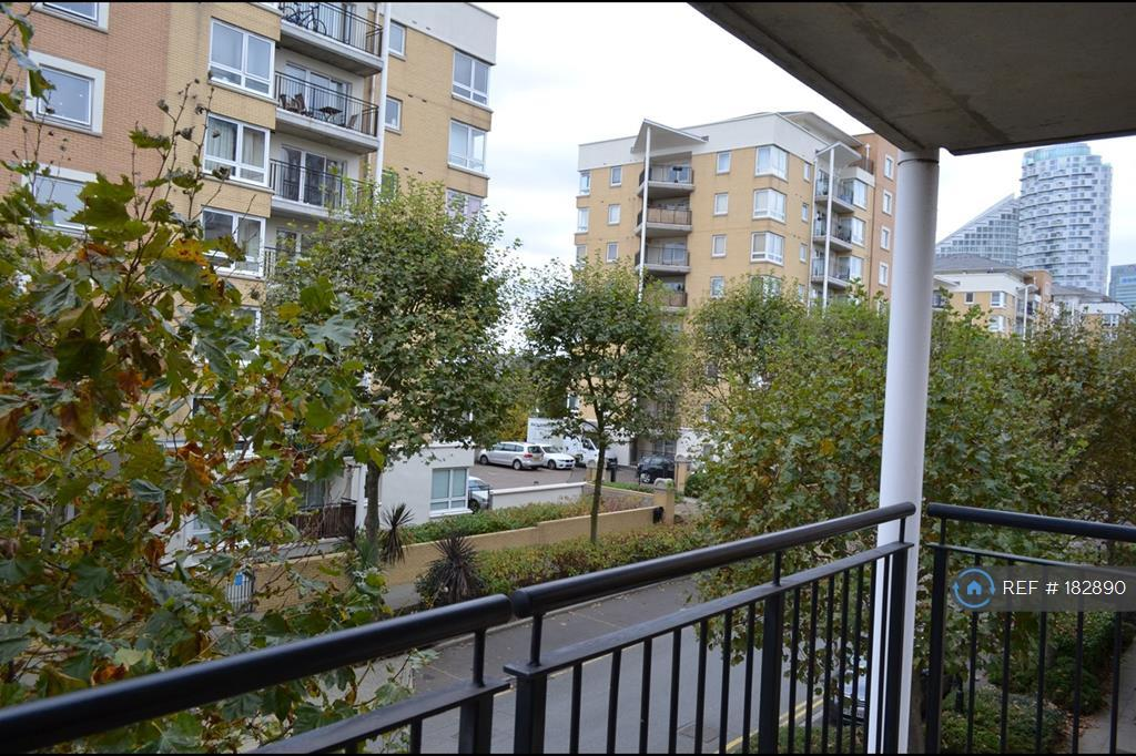 Balcony Right Side View