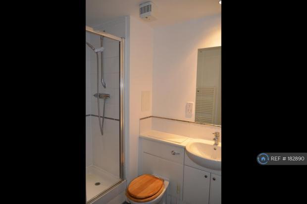 Bedroom 2 En-Suit Toilet