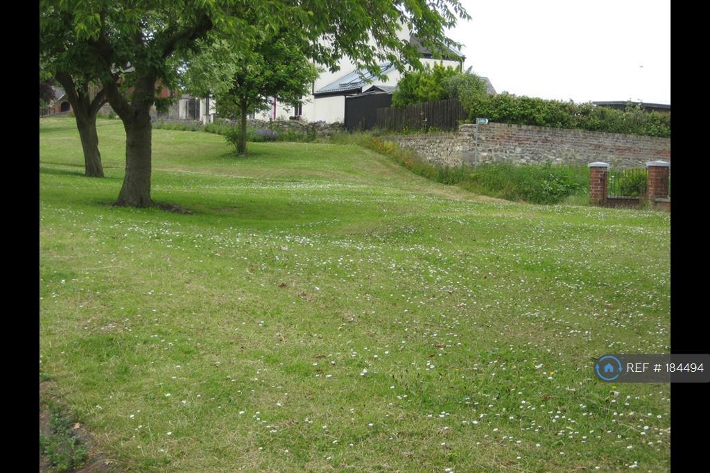 View From Front Of Cottage