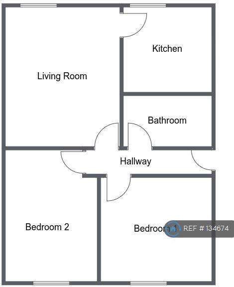 Floor Plan/Layout Of Rooms (Rough Guide)