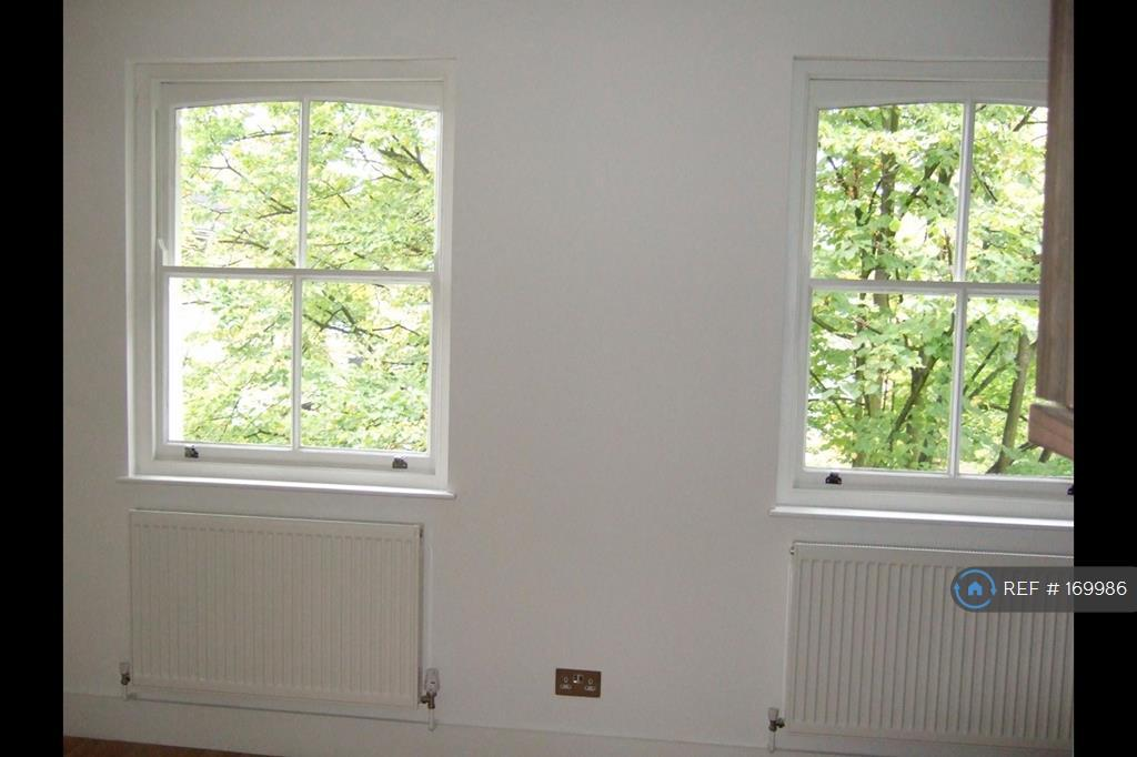 Windows Of Living Room