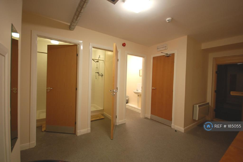 Male And Female Changing Rooms