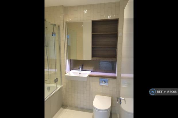 Second Bathroom a