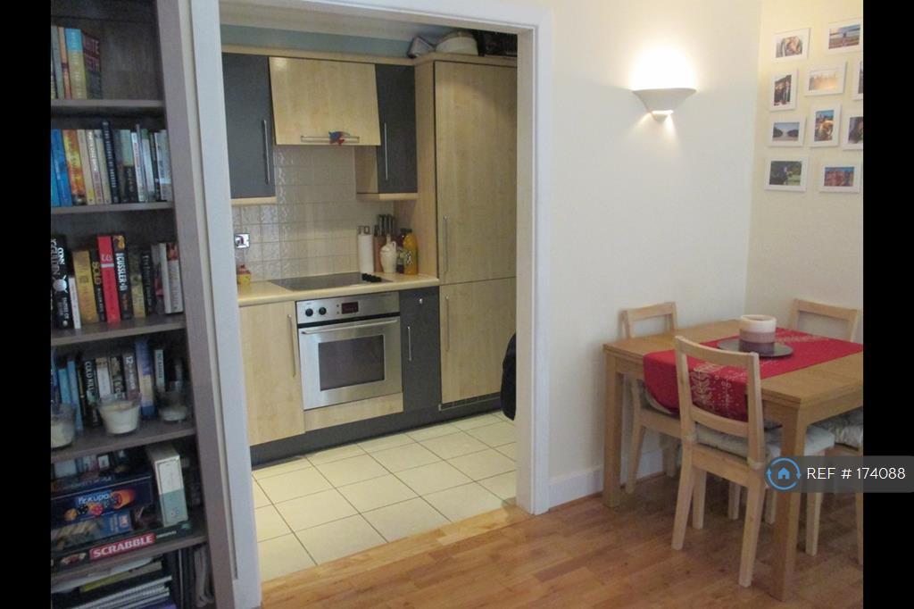 Kitchen - Open Plan Into Lounge