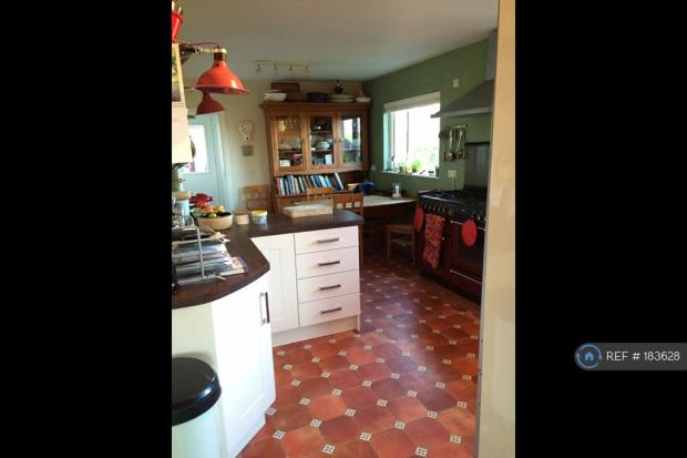 Large Farmhouse Kitchen Diner
