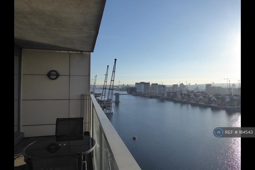 Main Balcony View (East)