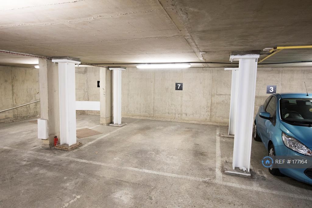 Underground Allocated Parking
