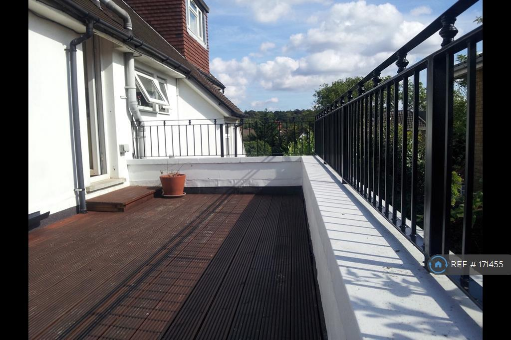 Secure Roof Terrace