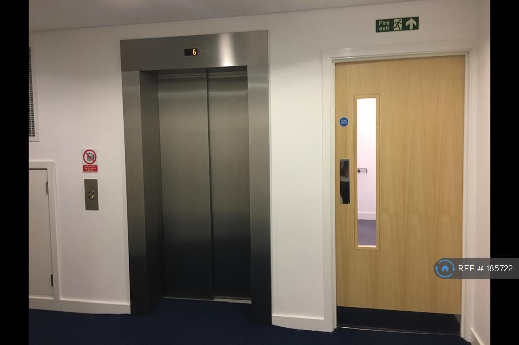 Lift & Stairwell