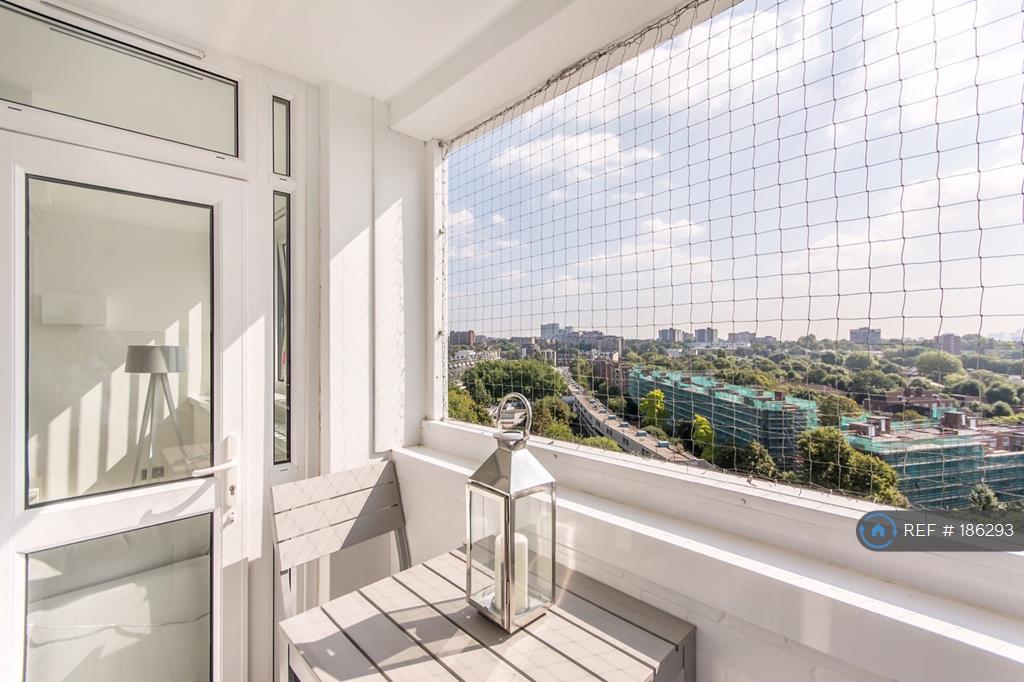 Spectacular Views Of London Decking