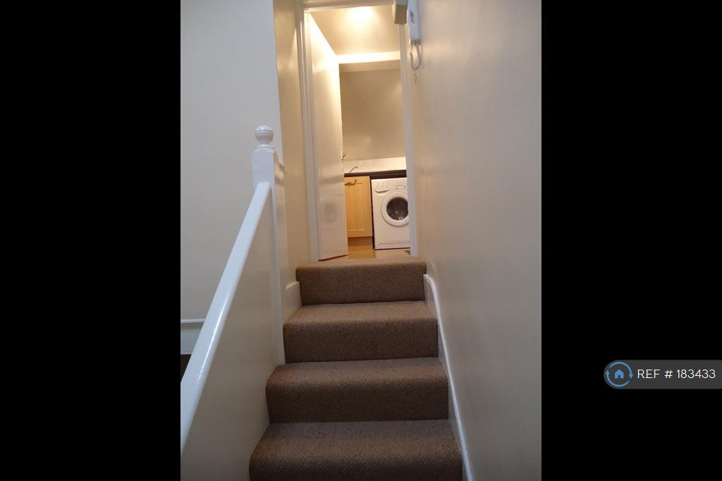 Stairs To Living Room/Kitchen