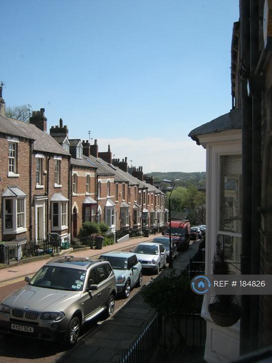 Albert Street, Looking Towards City Centre