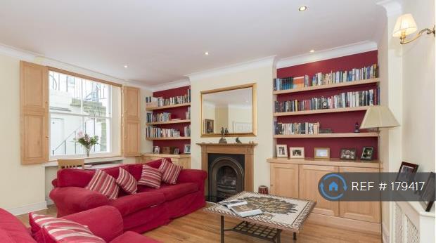 Large Living Room, 6-Seater Dining & Duresta Sofas